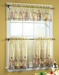 country kitchen curtains ideas home design styles