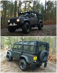 land rover bespoke 110 defender county sw 300 tdi prater bespoke apocalypse edition