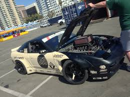 nissan 240sx cream matt coffman returns in 2015 with similar look breaking drift news