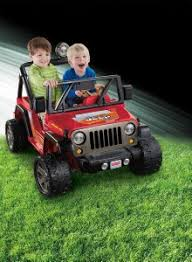 small jeep for kids amazon com power wheels jeep wrangler red toys games