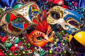 the history of mardi gras ornament shop