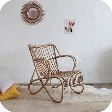 chaise e 60 fauteuil en rotin vintage es 50 e 60 atelier du petit parc 19