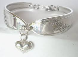 Silver Spoon Jewelry Making - the 81 best images about spoon bracelets and watches on pinterest
