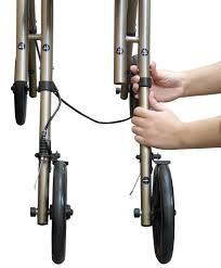 Walking Up Stairs With Crutches by Amazon Com Drive Medical Knee Walker Crutch Alternative