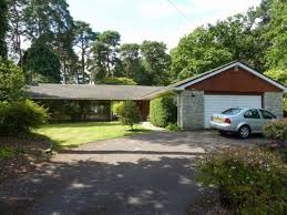 ranch style bungalow on the market 1960s ranch style bungalow in ashley heath near