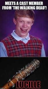 Bad Luck Meme Generator - memes in real life bad luck brian brain was in high school when a