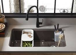 Kitchen Sink Racks Single Bowl Kitchen Sink A 3 Minute Guide The Kitchen Sink