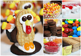 thanksgiving treats for just is a four letter word