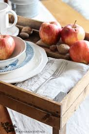 breakfast in bed tray the wood grain cottage