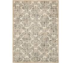 Brown And Beige Area Rug Rugs Doormats Rug Runners U0026 Area Rugs U2014 For The Home U2014 Qvc Com