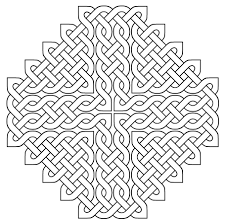 celtic designs coloring pages u0026 pictures imagixs just for