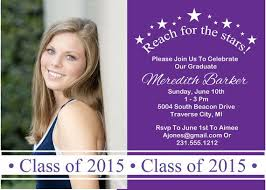 high school graduation announcement reach for the graduation announcement high school photo