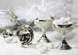 wedding goblets 12 gold or silver wedding favor chalice goblet cups plastic 2