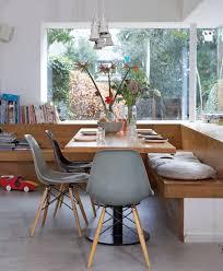 banquette cuisine coin repas banc de cuisine contemporain en 30 idées pour le coin repas