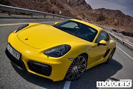 porsche cayman yellow 2014 porsche cayman gts review not the verdict you were