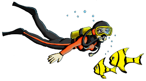 animated clipart of scuba divers clipart collection ready for