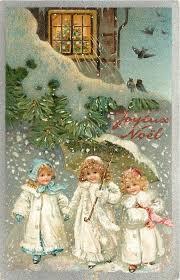 joyeux noel christmas cards 27 best vintage postcards images on