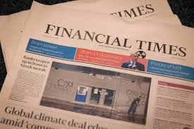 financial times reports germany u0027s springer to buy ft group