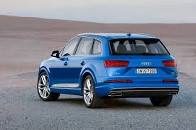 audi q7 starting price 2017 audi q7 starting price jumps to 55 750 car release 2017