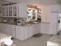 kitchen cabinet dazzling white beadboard kitchen cabinets