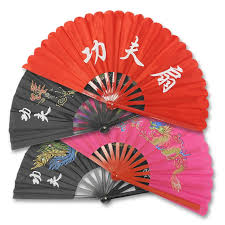decorative fans plastic kung fu fan folding martial arts fans decorative
