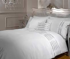 belle amie crystal duvet cover quilt bedding set polyester cotton