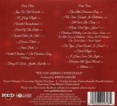 we say merry gatlin brothers songs reviews credits