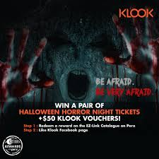 halloween horror nights ticket collection how to win halloween horror night tickets pictures win