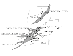 Illinois Mine Subsidence Map by Anthracite Heritage Landscape Memory And The Environment Open