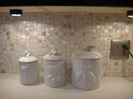 groutless kitchen backsplash interior white brick groutless pearl shell tile kitchen
