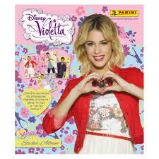 Jouet Violetta by Violetta 5 Album De Cartes à Collectionner Panini Jouets