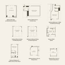 second empire floor plans empire at alamo ranch grant in san antonio pulte