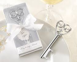 cheap wedding favors wedding favors and gifts simply key to my heart wedding