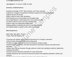 resume resume sles bank teller no experience awesome bank teller