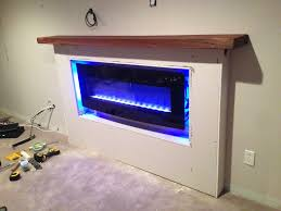 electric fireplace mantle renew complete home services