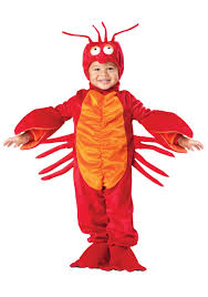 toddler chef costume halloween lobster costumes for kids u0026 adults halloweencostumes com