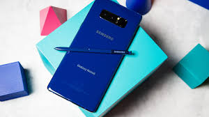 galaxy note 8 color deepsea blue finally comes to the us cnet