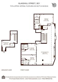 eliza house glasshill street borough se1 3 bed flat 3 792