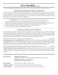 sample nursing resumes nurse anesthetist cover letter good profile for resume cover letter for resume examples msbiodieselus sample nurse resume cover letter sample cover letter