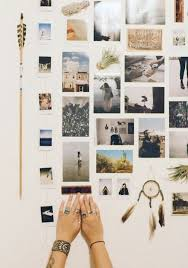 The Fashion Beat Cool Stuff For Your Dorm Room Apartment by 20 Unexpected Ways To Hang Pictures On Your Wall Dorm Room Room