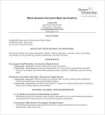 exle resume templates high school resume template microsoft word 9 free excel format