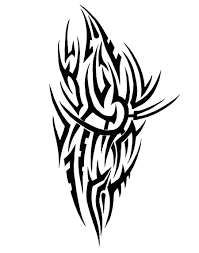 free tribal shoulder tattoos designs cool tattoos bonbaden