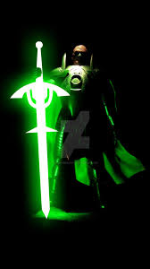 green lantern neon light kingdom come green lantern by gardobersosa on deviantart