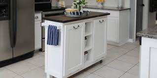 kitchen island photos cabinet transformed into a kitchen island sawdust 2 stitches