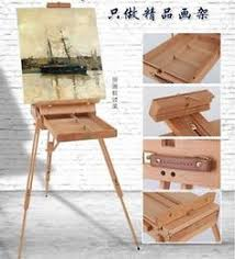 bestseller french easel wooden sketch box portable folding
