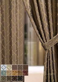 Brown Gold Curtains Gold Curtain Panels Home Design Ideas And Pictures