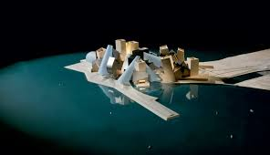 Frank Gehry by Guggenheim Abu Dhabi By Frank Gehry