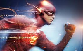 flash dc character fast flash run mile