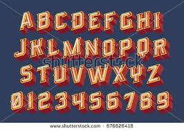 neon light alphabet vector font neon stock vector 422611537