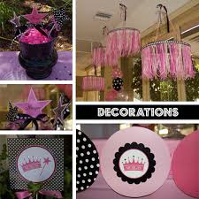 princess chic party